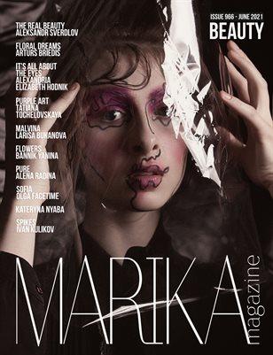 MARIKA MAGAZINE BEAUTY (ISSUE 966 - JUNE)
