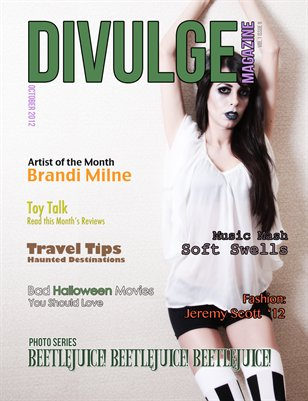 Divulge Magazine: October 2012 Issue