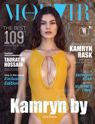 #18 Moevir Magazine January Issue 2020