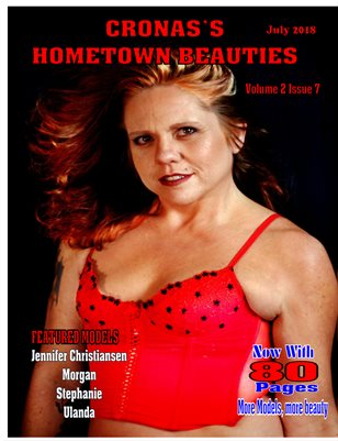 Cronas Hometown Beauties Vol. 2 Issue 7