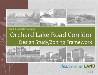 Orchard Lake Road Corridor Design Study / Zoning Framework