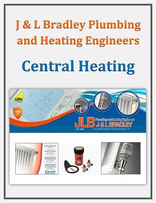 J & L Bradley Plumbing and Heating Engineers: Central Heating