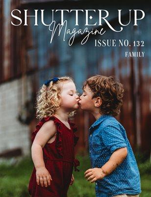 Shutter Up Magazine, Issue 132