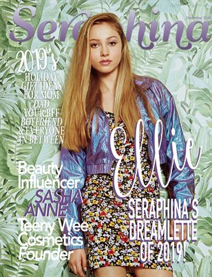 Seraphina - Issue 08 - December 2019