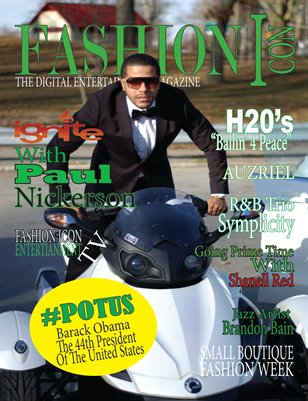 PRE ORDER YOUR COPY FASHION ICON MAGAZINE MARCH 2015