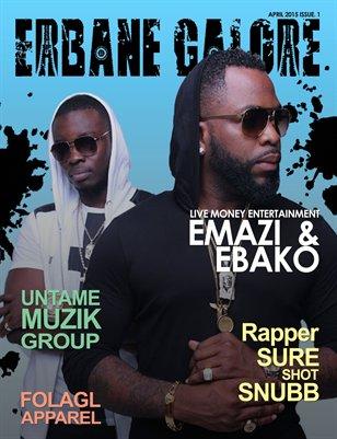 Erbane Galore Magazine ssue 7