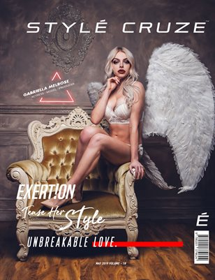 MAY 2019 Issue (Vol: 18) | STYLÉCRUZE Magazine