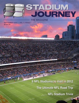 Stadium Journey Magazine Vol. 2, Issue 7