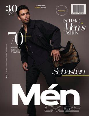 JUNE 2021 Issue (Vol: 30) | MEN CRUZE Magazine
