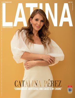 LATINA Magazine - CATALINA PEREZ - Aug/2021 - PLPG GLOBAL MEDIA
