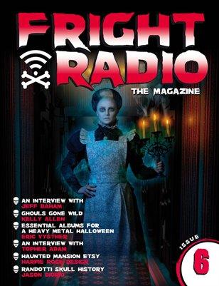 Fright Radio Issue 6