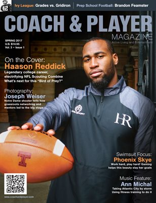 Coach & Player Magazine Spring 2017