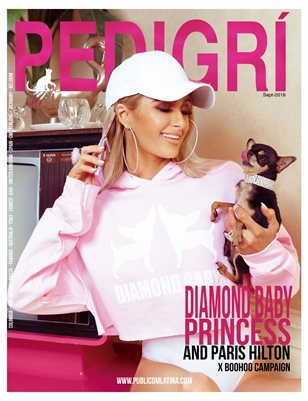 PEDIGRI Magazine - Sept 2018 - #5