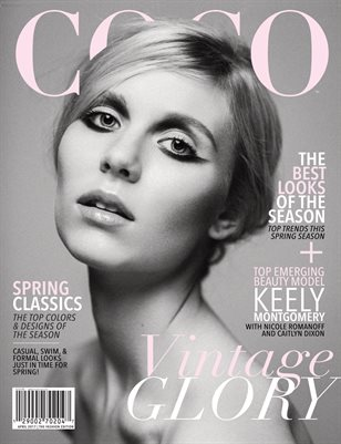 COCO Fashion Magazine April2017 Vintage Glory