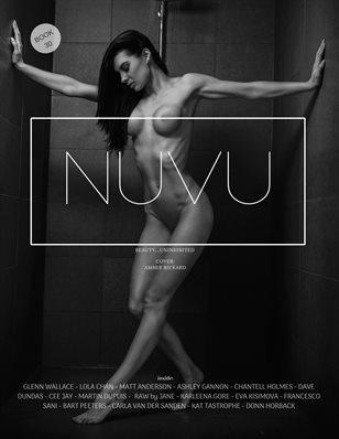 NUVU Magazine Book 30 ft. Amber Rickard