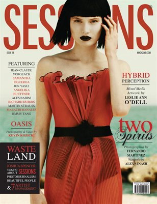 SESSIONS Magazine Issue 14