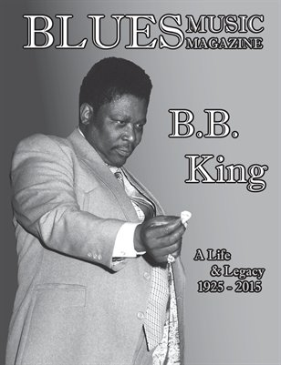 B.B. King Tribute Issue