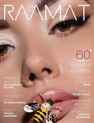 RAAMAT Magazine February 2021 Issue 10