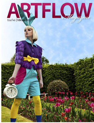 Artflow Magazine.