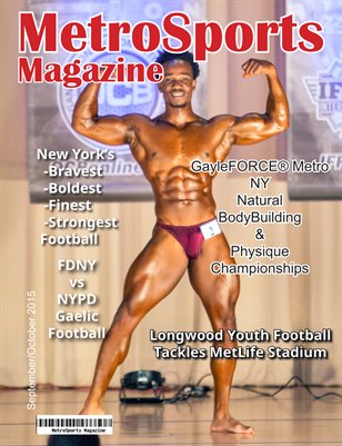 MetroSports Magazine Sept/Oct 2015 JM cover