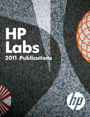 HP Labs 2011 Publications