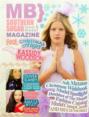 MB} Southern Sugar Talent & Model Magazine [December]