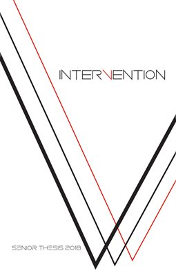 Intervention: The Thesis Issue 2018