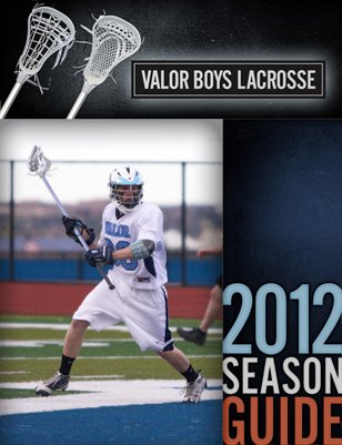 2012 Boys Lacrosse Season Guide