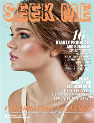 Seek.me Magazine Issue TWENTY TWO