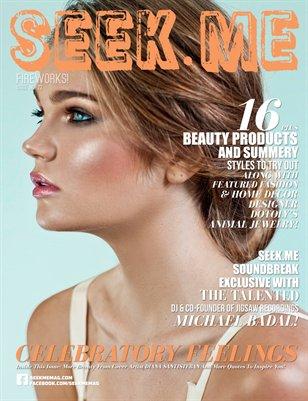 Seek.me Magazine Issue TWENTY TWO