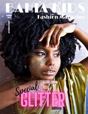 Bahia Kids fashion Magazine- Especial Glitter Edition #3
