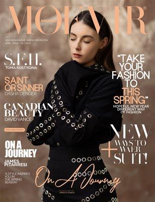 18 Moevir Magazine April Issue 2021