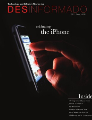 Celebrating the iPhone