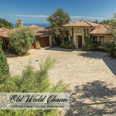 1379 Oak Creek Canyon | Montecito