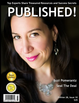 PUBLISHED! featuring Suzi Pomerantz, Seal The Deal