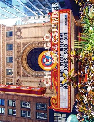 CHICAGO 2014 CALENDAR