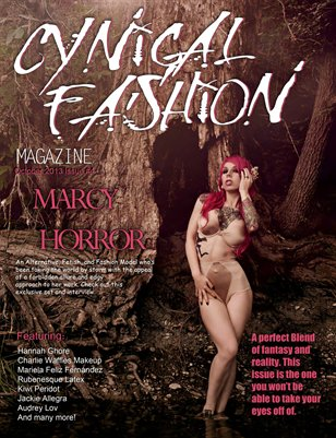 Cynical Fashion Mag Issue # 4