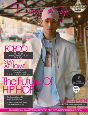 Vol.5 - Issue #7 - FORDO - Hip Hop New Generation Prodigy