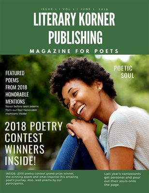 LitMag 2019: Volume 1, Issue 1