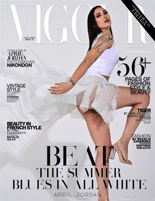 Fashion & Beauty | July Issue 21
