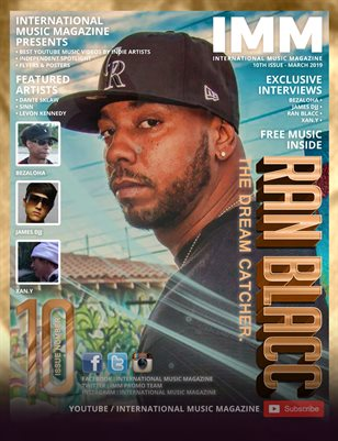International Music Magazine - 6th Issue - REDBOY