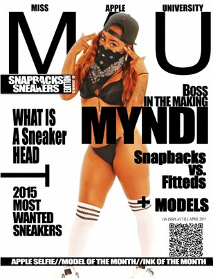 SNAPBACKS and SNEAKERS Myndi