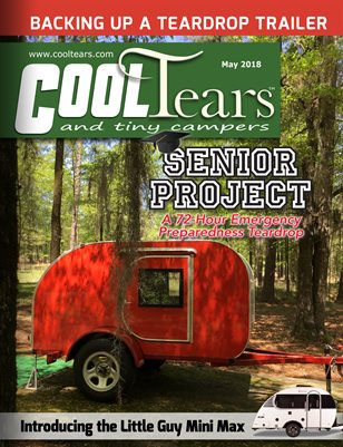 Cool Tears Magazine May 2018