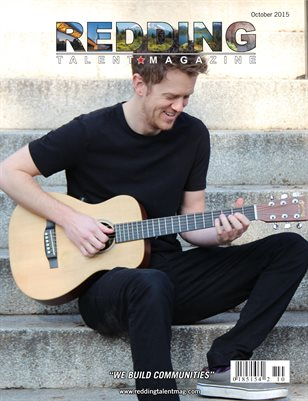 Redding Talent Magazine October 2015 Edition