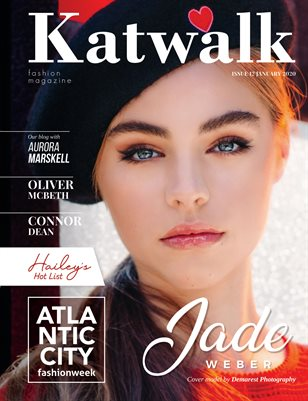 Katwalk Fashion Magazine Issue 12 January 2020