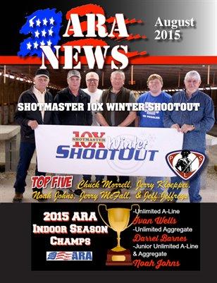ARA News 8-2015