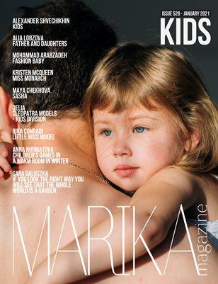 MARIKA MAGAZINE KIDS (ISSUE 528 - January)