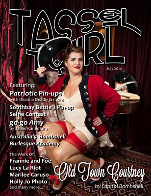 Tassel Twirl Issue Three - July 2014