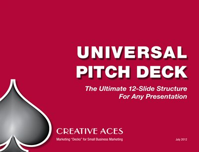 Universal Pitch Deck