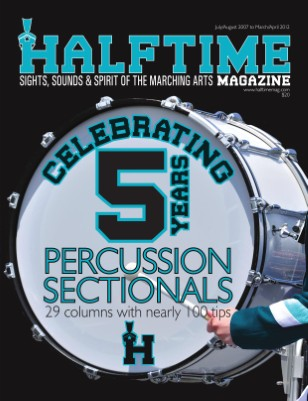 Halftime Magazine - Percussion Sectionals